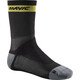Mavic Ksyrium Pro Thermo+ Socks Black/Dark Cloud